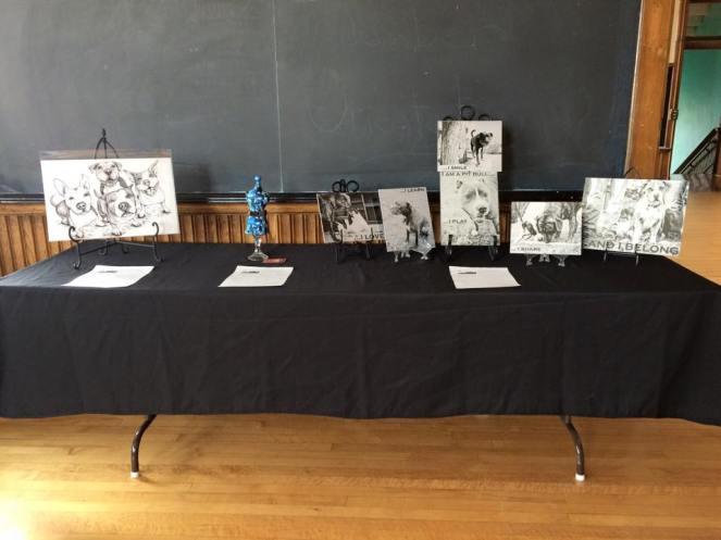Art auction 1